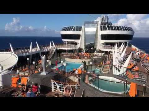 MSC Divina January 10-20, 2019 Video Reviews - MSC Cruises