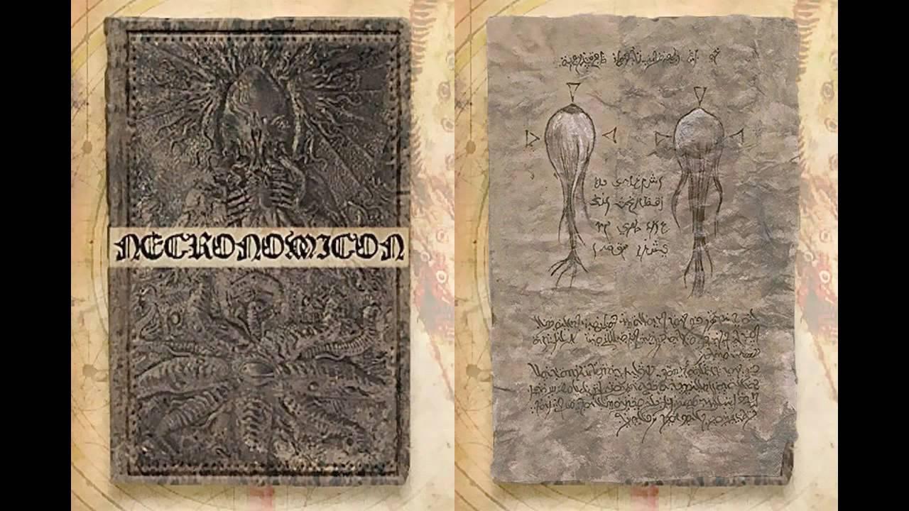 The Necronomicon Pdf