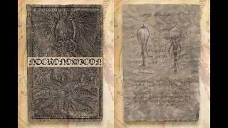 Grotesque versions of the Necronomicon