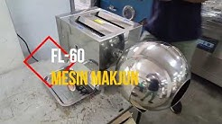 FL60   Pill Former/ Mesin Makjun