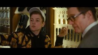 Kingsman: Секретная служба (Kingsman: The Secret Service) - Трейлер на русском (2015)