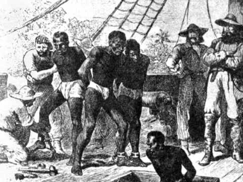 a look at racism and the precedent to slavery in north america The bible contains quite a number of broad, vague, and even contradictory statements, so whenever the bible is used to justify an action, it must be placed in context one such issue is the biblical position on slavery race relations, especially between whites and blacks, have long been a serious.