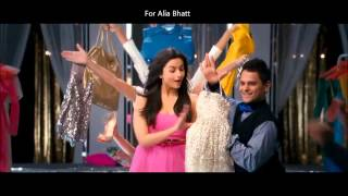 Gulabi Aankhen Student Of The Year 720p HD