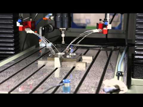 HAUSER JIG GRINDING MACHINE TYPE S50L-CNC