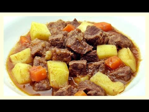 Easy Kebab Casserole Recipe meat and potatoes