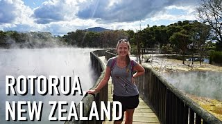 Gambar cover ROTORUA: THE SMELLIEST PLACE IN NEW ZEALAND!