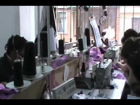 proceso de produccion ropa intima carol avi youtube