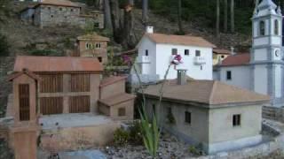 Aldeia em miniatura. Agilde Celorico de Basto, Portugal