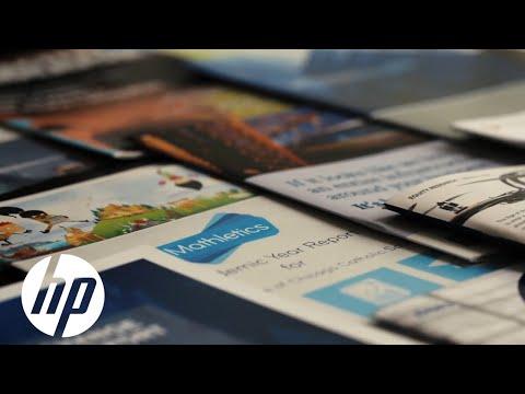 DG3 Revitalizes Corporate Print | HP