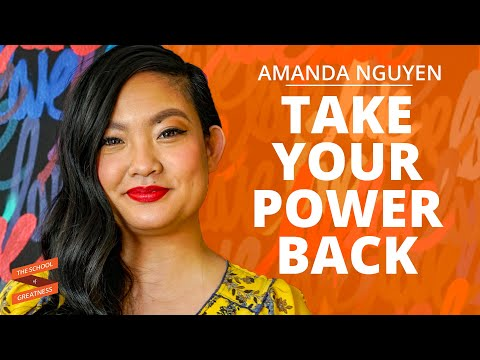 Free Download Take Your Power Back With Amanda Nguyen And Lewis Howes Mp3 dan Mp4