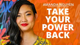 Take Your Power Back with Amanda Nguyen and Lewis Howes