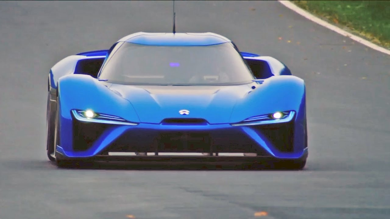 1 360 Hp Nio Ep9 Record On The Nurburgring Megawatt Of You