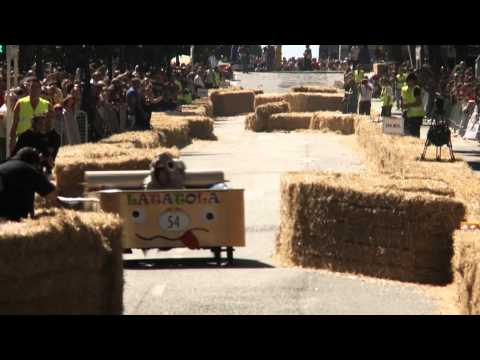 Red Bull Soapbox Race comes to Spain!