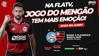 Bahia x Flamengo - Brasileirão 2020 Ao Vivo