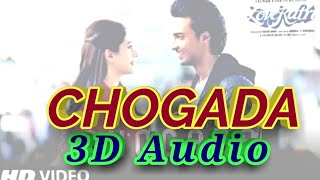 Chogada | 3D song | loveratri | Darshan Raval | 3D audio | 3d audio song | chogada | tara | 3d |song
