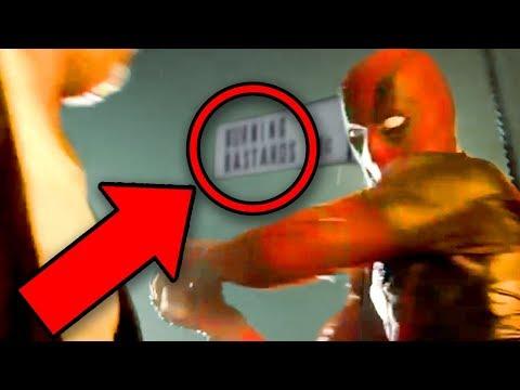DEADPOOL 2 Trailer Breakdown - Easter Eggs & Details You Missed! (X-Force)