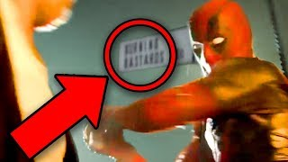 DEADPOOL 2 Trailer Breakdown - Easter Eggs & Details You Missed! (X-Force)