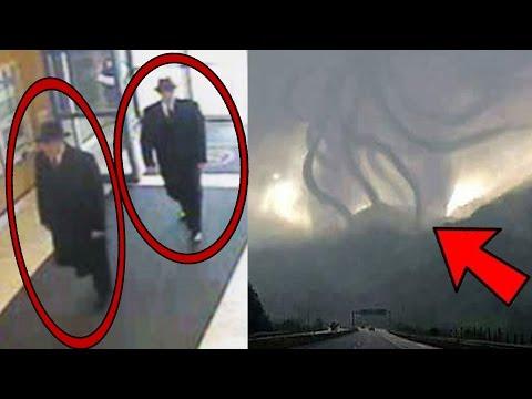 10 REAL UFO Sightings Caught On Camera!