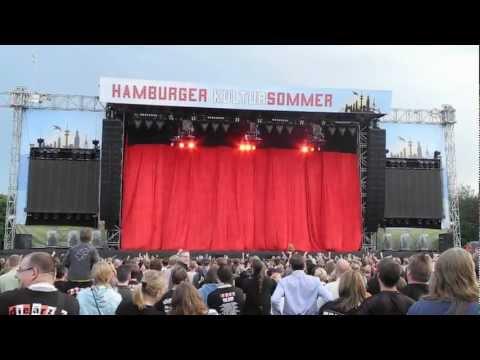 Die Ärzte - ist das noch Punkrock? (opener) - Live, Hamburg 25.08.2012