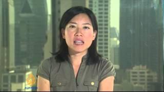 Florence Looi updates on overnight shooting in Bangkok