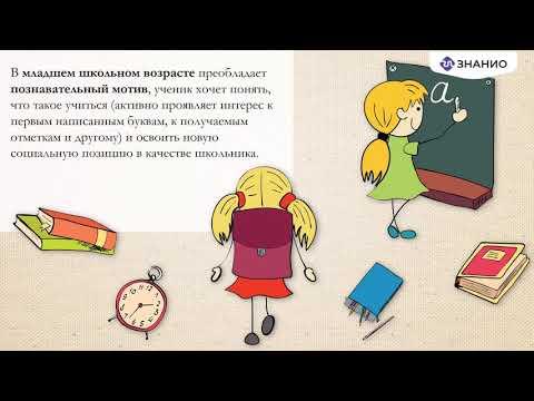 Формирование мотивации ребенка к учебе как основа успешного обучения