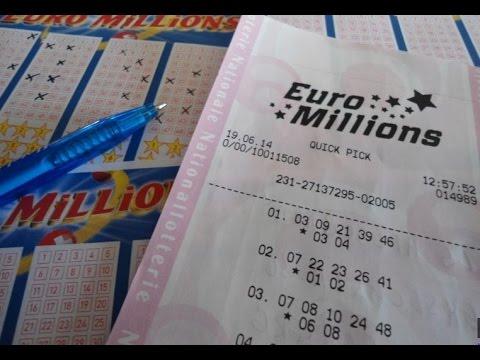 Gewinnzahlen Euromillionen