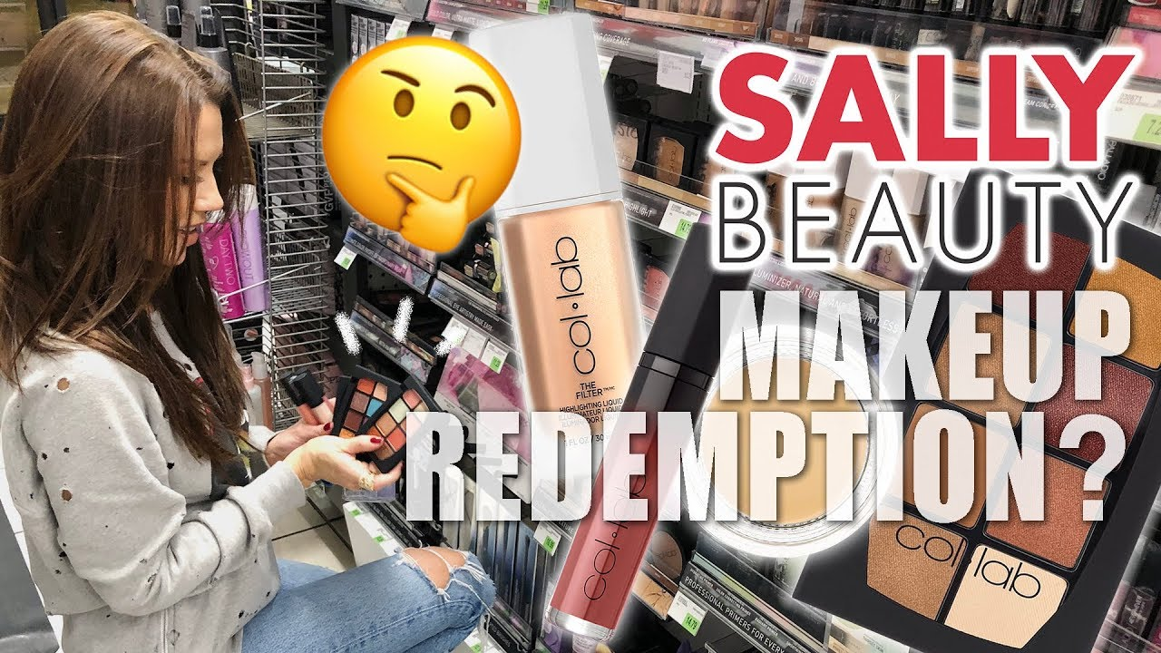 What Time Does Sallys Close >> Sally S Beauty Makeup Redemption