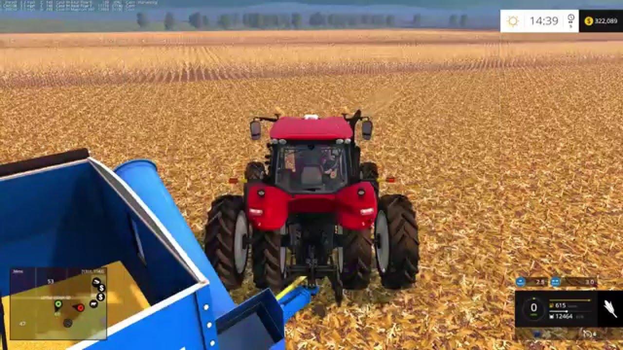 Farming Simulator 2015 Dakota Plains