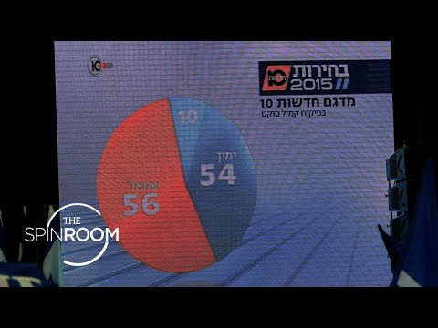 I24 Spin Room: What Do Polls Really Mean in Israeli Elections?