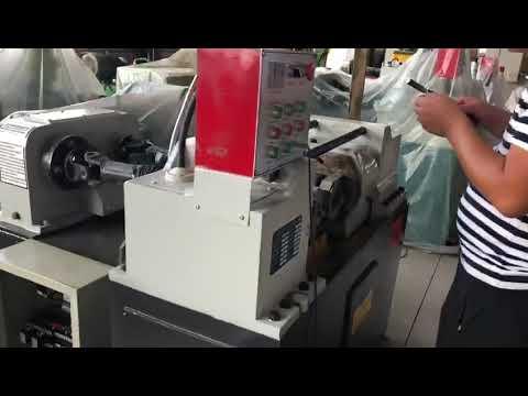 2019 Screw Bolt Machine Rebar Thread Roller Machine
