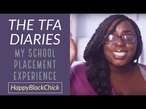 The TFA Diaries: My School Placement/Hiring Experience