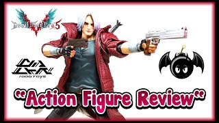 1000 Toys Devil May Cry 5 Deluxe Dante 1/12 scale action figure review.