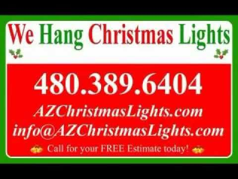 christmas light installation phoenix az christmas light installers 4803896404