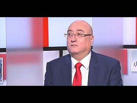 حوار اليوم أمع المحامي جوزيف أبو فاضل - كاتب ومحلل سياسي
