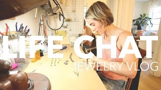 Style Blogger to Jewelry Designer // Life Chat Vlog