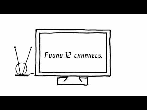Surviving the Digital TV Transition - Canadian Digital TV Transition PSA