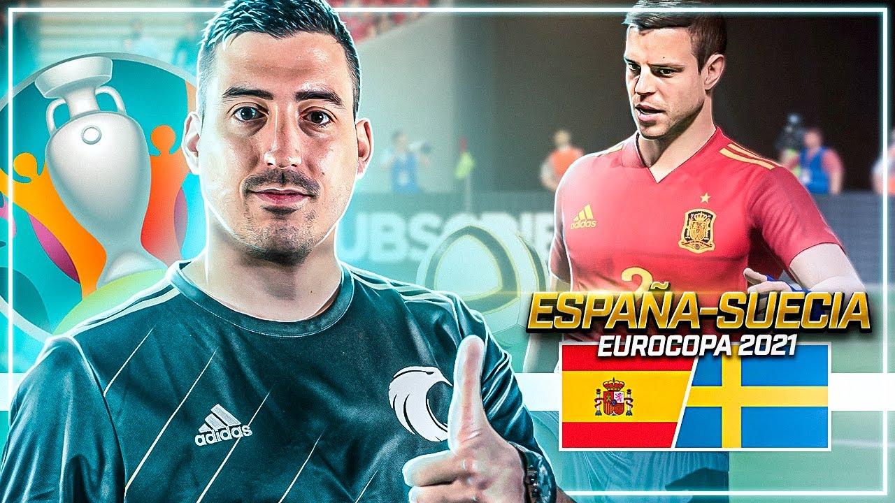 ESPAÑA 🆚 SUECIA 🏆 ¡JUGAMOS la EUROCOPA y SORTEO! 🎁 Predicciones EUROCOPA 2020 con Lassana #1