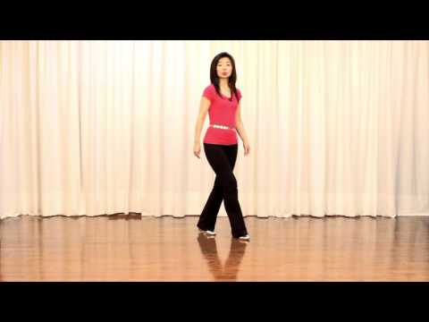 Pretty Flower Girl - Line Dance (Dance & Teach in English & 中文)