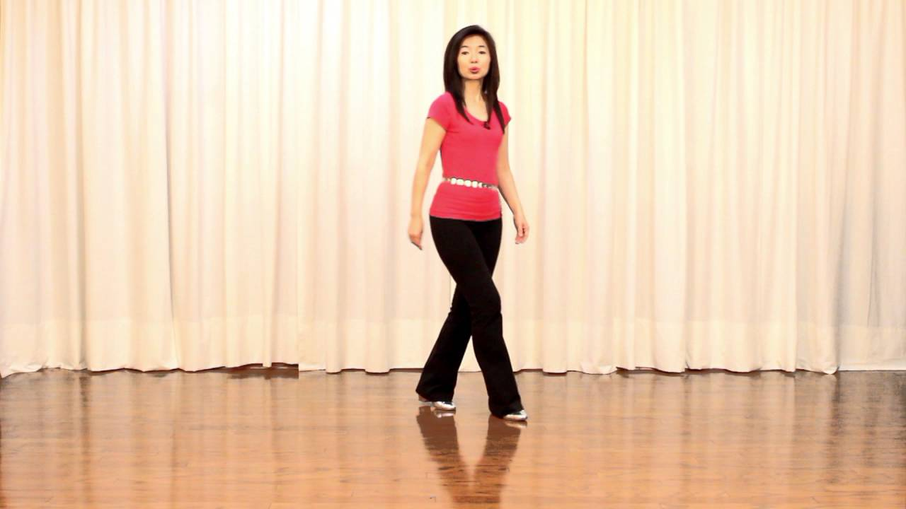 Pretty Flower Girl Line Dance Dance Teach In English