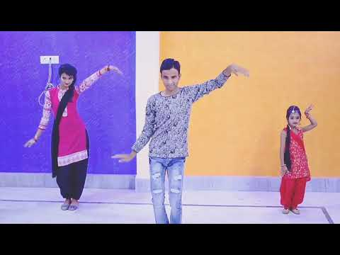 Laung laachi Dance with Anahita, Muskan and instructor Sultan