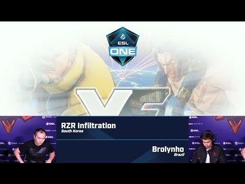 Brasileiro vence lenda mundial de Street Fighter em torneio nos EUA