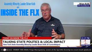 Assembly Minority Leader Brian Kolb talks Crestwood, Legislation & More .::. Inside the FLX 7/16/18