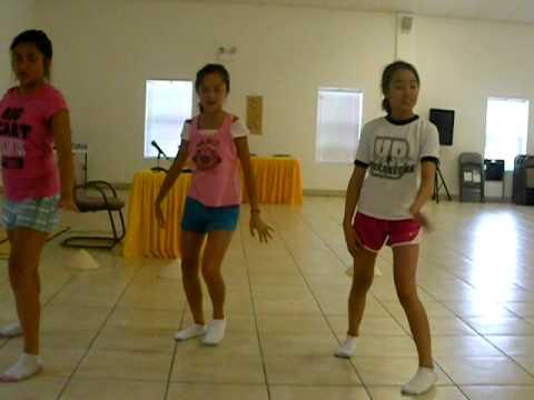 Buc Hoa Dong Que Dance Practice 1 Part 2