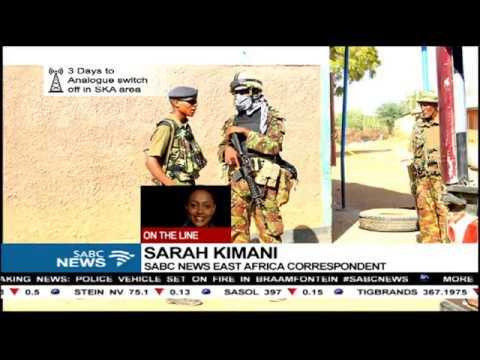 Al shabab kills 12 in Kenya's border town of Mandera