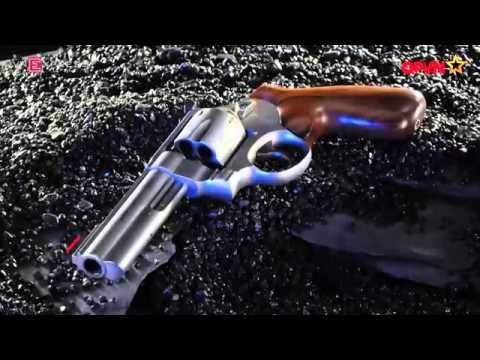 Màn trình diễn ba mẫu súng ngắn hỏa lực mạnh