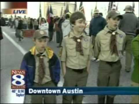 2010 Report to State 8:15 interview - News 8