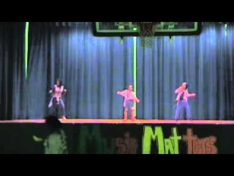 TLC performance at Scarborough Middle School