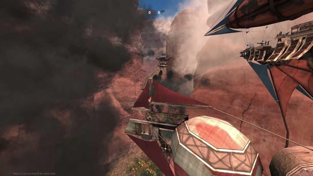 Видео Guns of Icarus Online 1.1.2 Trailer
