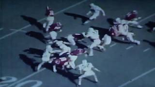 1972 Iron Bowl, #9 Auburn vs #2 Alabama