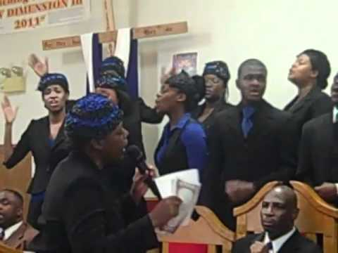 He Has His Hands On You ~ GLC Youth Choir